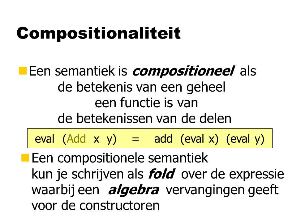 eval (Add x y) = add (eval x) (eval y)