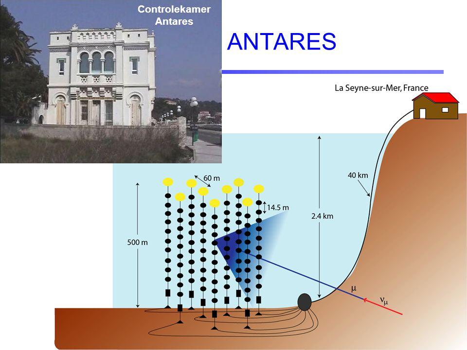 Controlekamer Antares Principe ANTARES