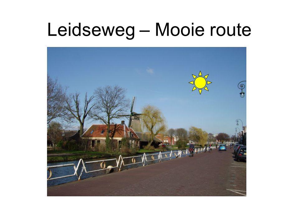 Leidseweg – Mooie route