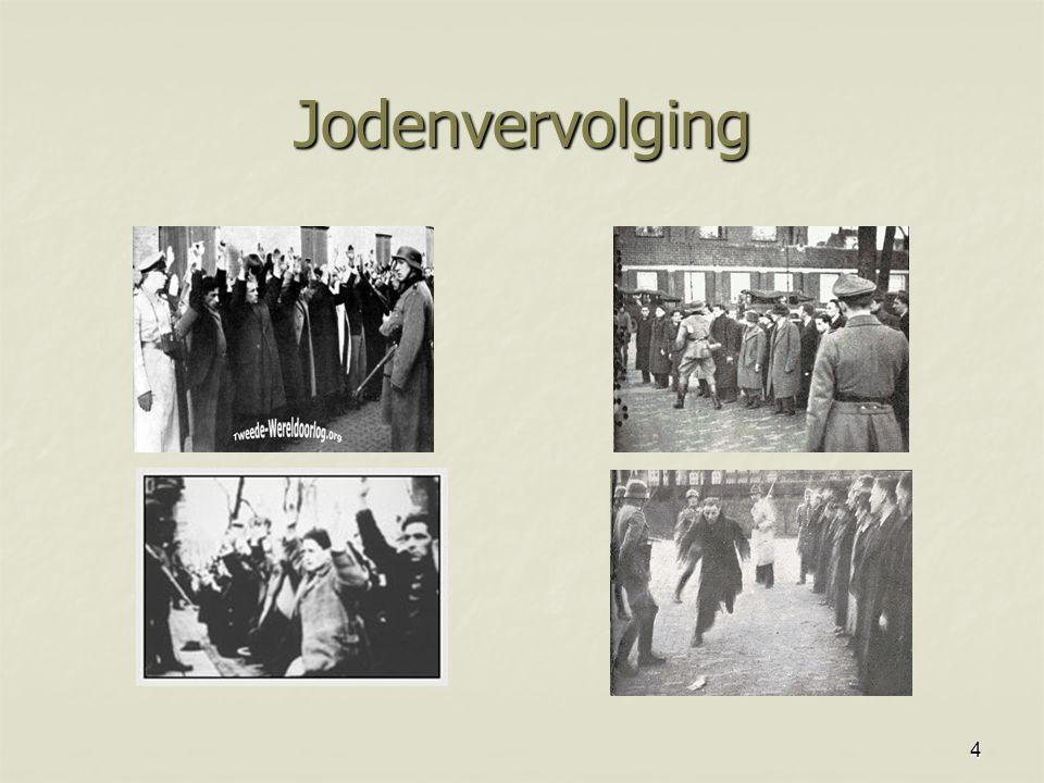Jodenvervolging