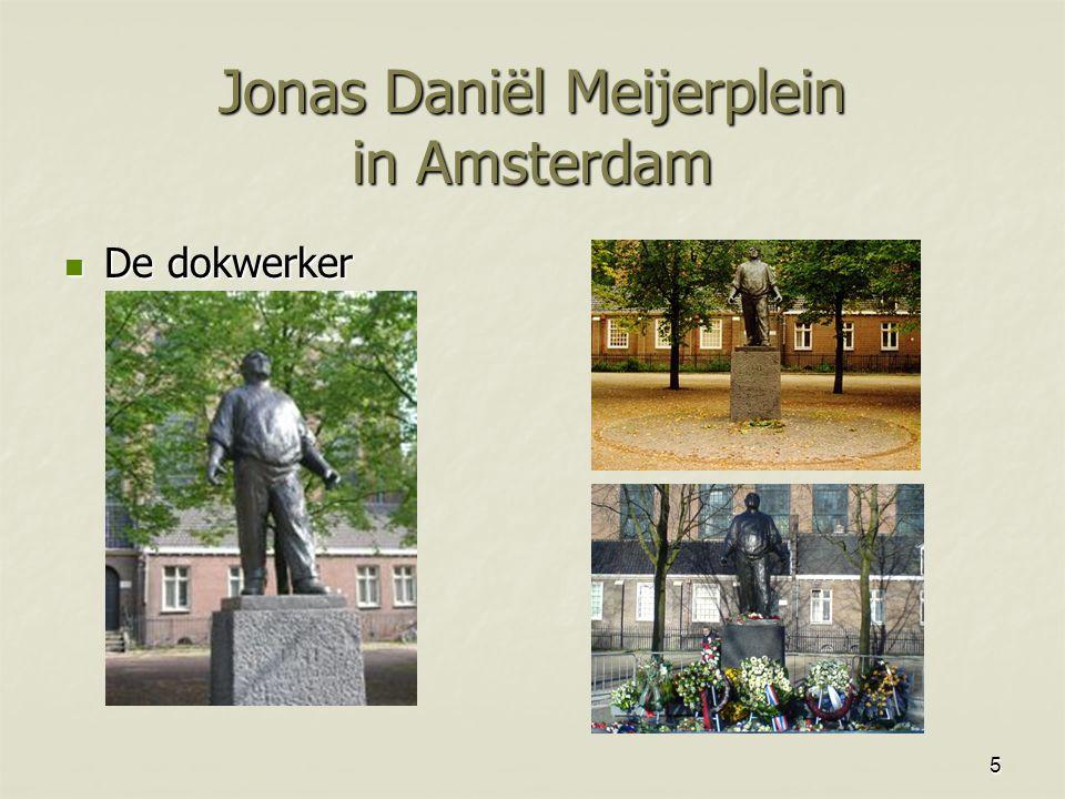 Jonas Daniël Meijerplein in Amsterdam