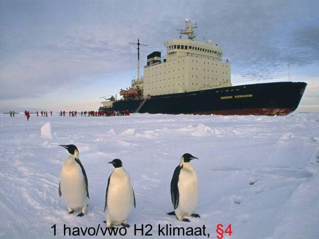1 havo/vwo H2 klimaat, §4
