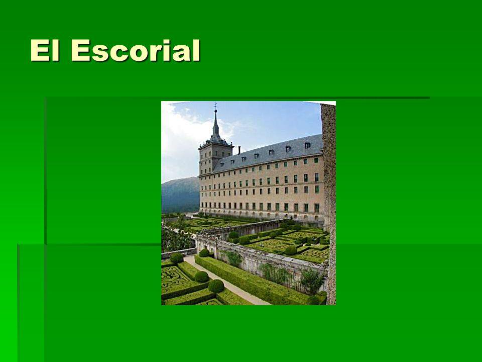 El Escorial