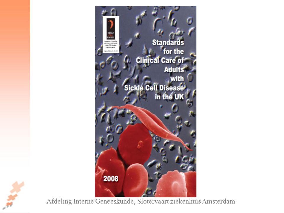 Tekst Afdeling Interne Geneeskunde, Slotervaart ziekenhuis Amsterdam