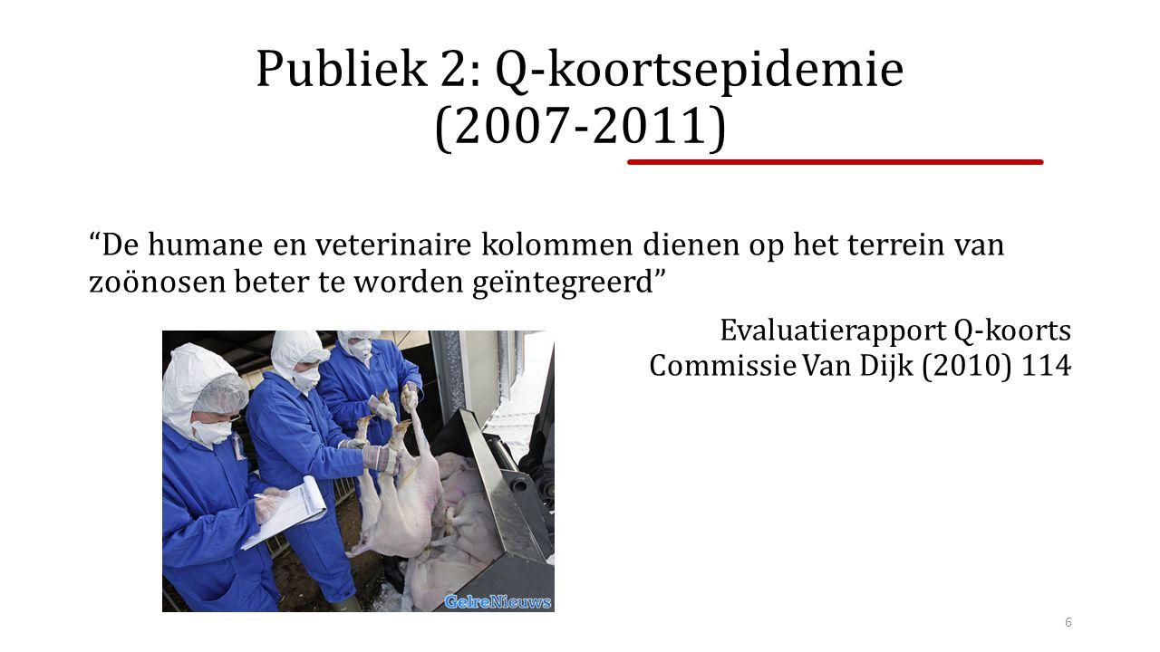 Publiek 2: Q-koortsepidemie (2007-2011)