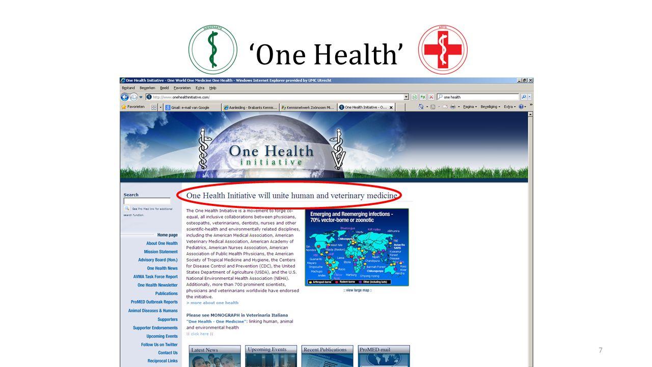 'One Health'