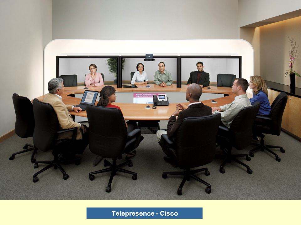 Telepresence - Cisco
