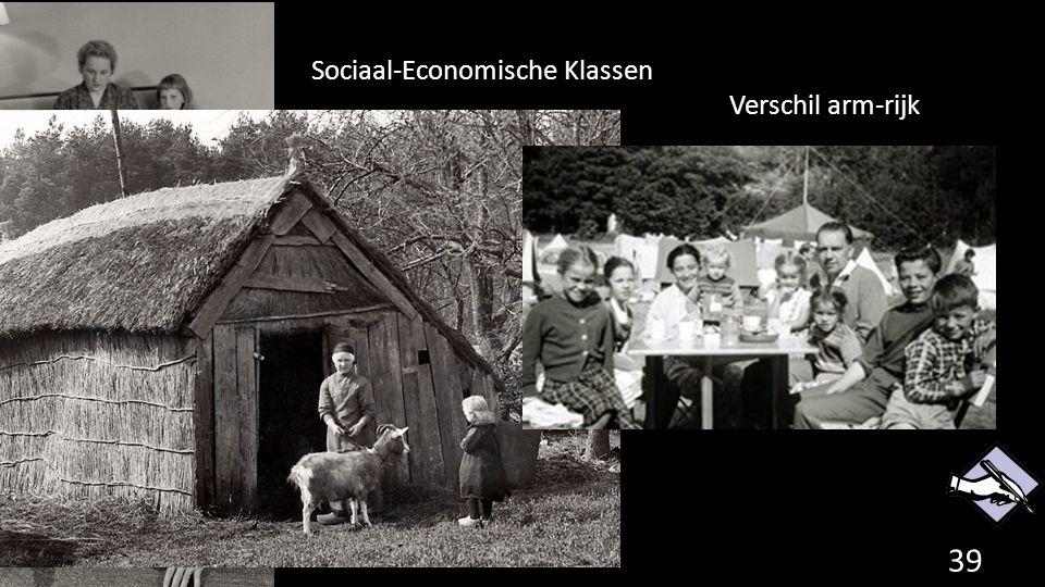 Sociaal-Economische Klassen