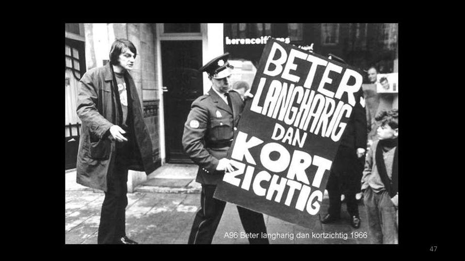 12.2 Hoe kwam Nederland na de opbouwperiode terecht in een Culturele Revolutie