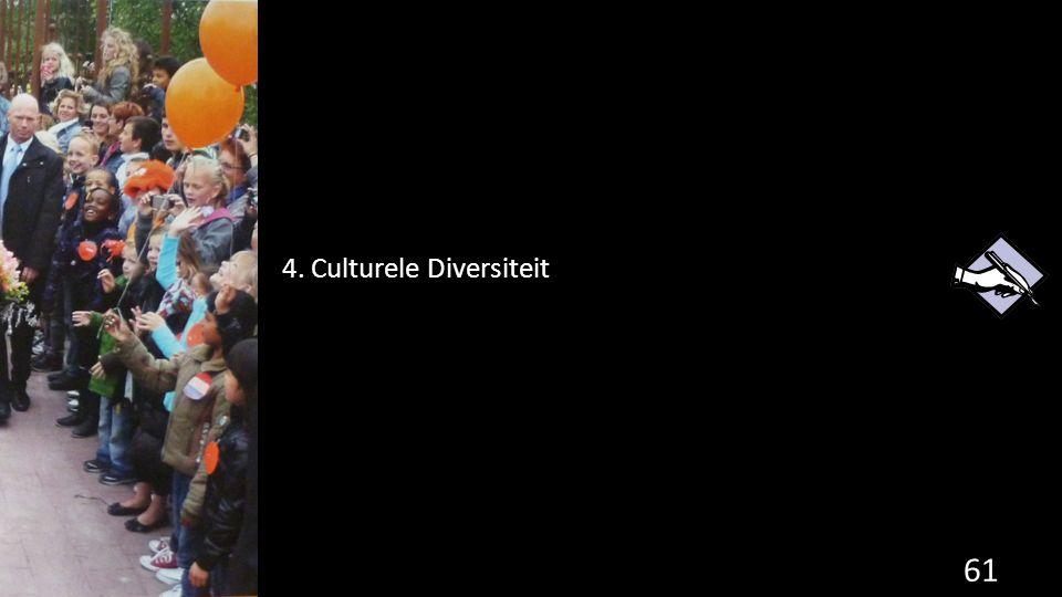 4. Culturele Diversiteit