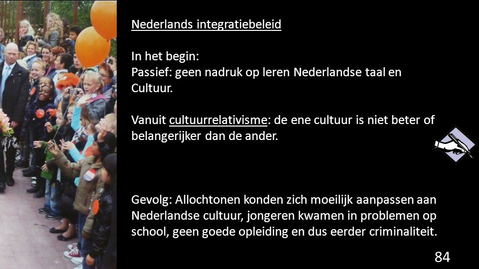 Nederlands integratiebeleid
