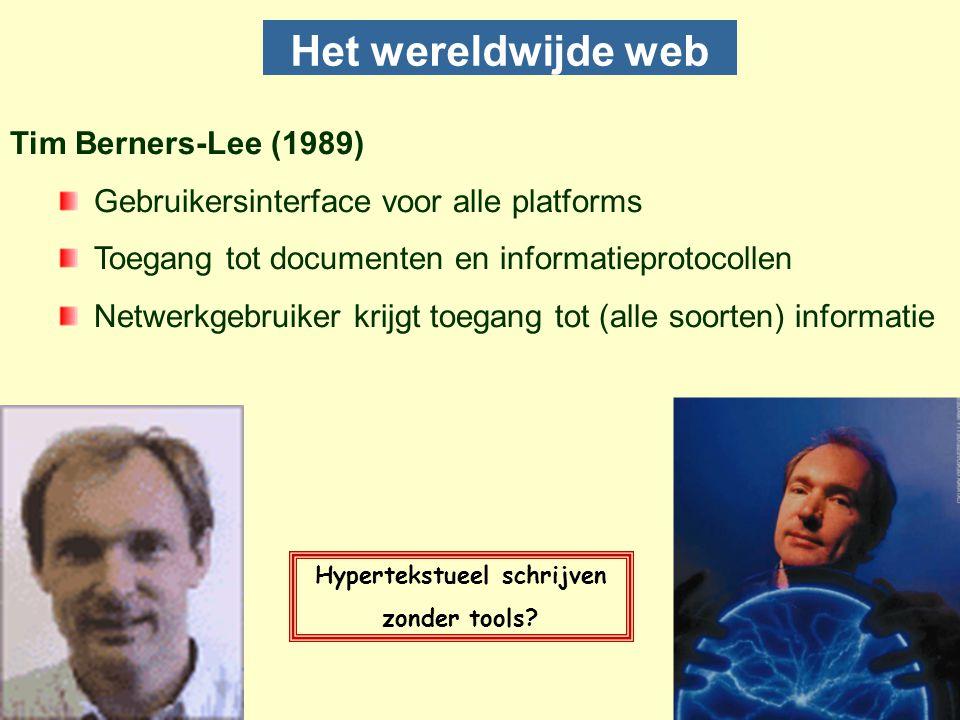 Hypertekstueel schrijven