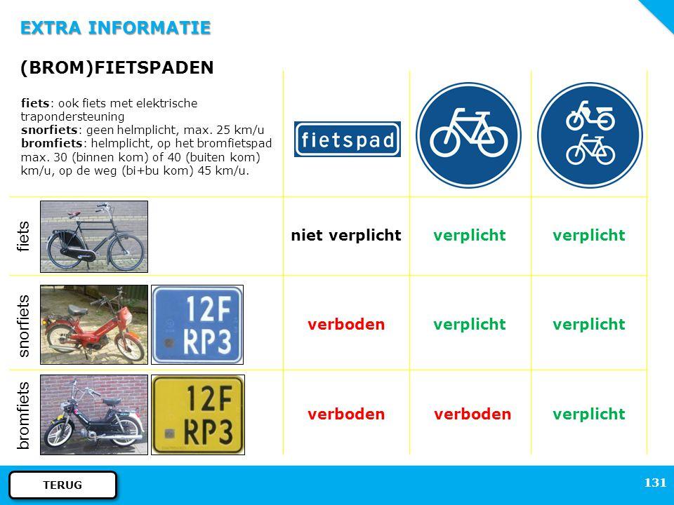 bromfiets snorfiets fiets
