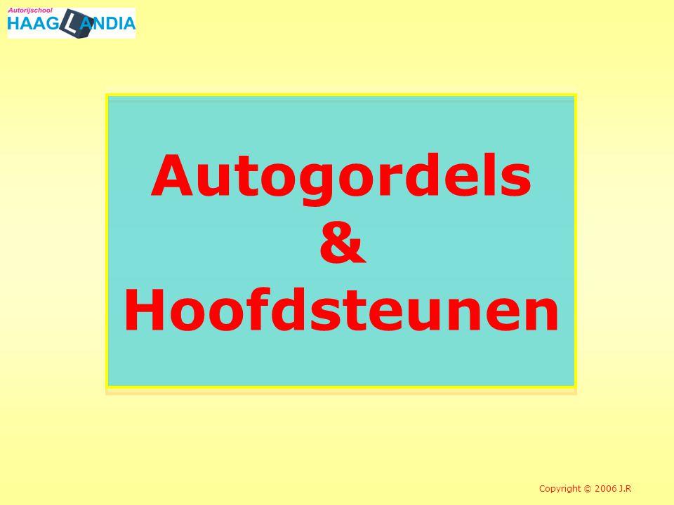 Autogordels & Hoofdsteunen