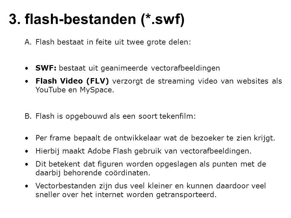 3. flash-bestanden (*.swf)