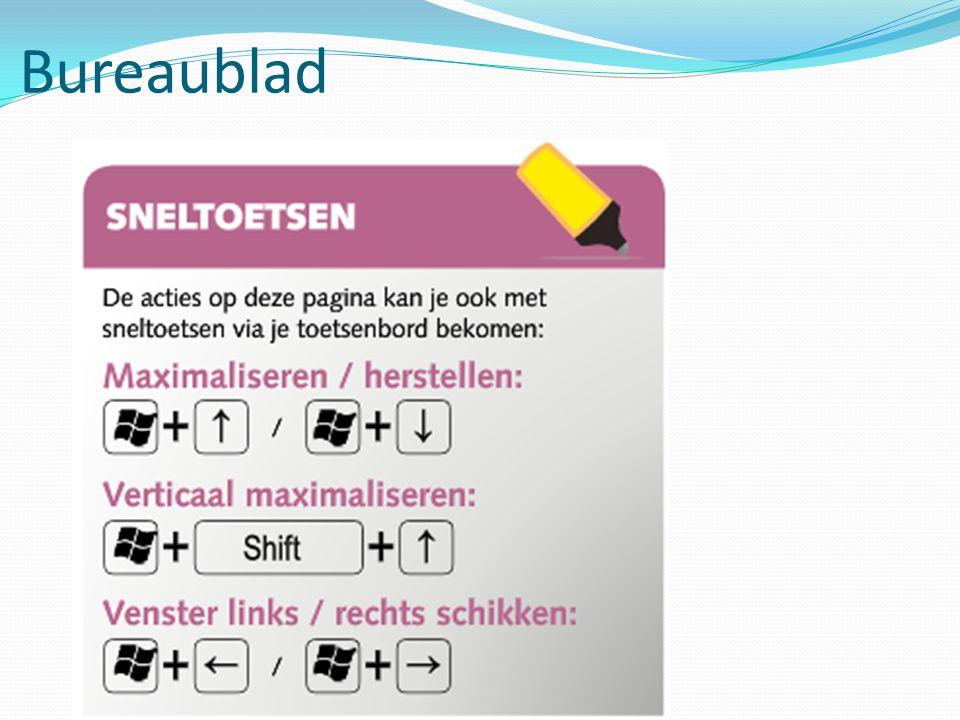 Bureaublad