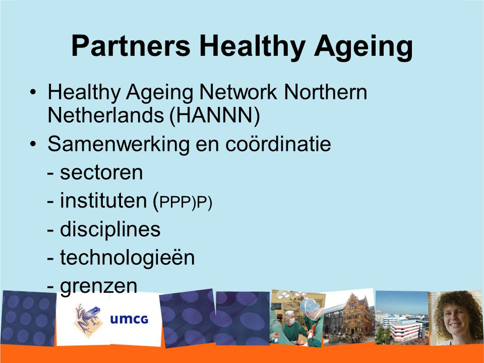Partners Healthy Ageing