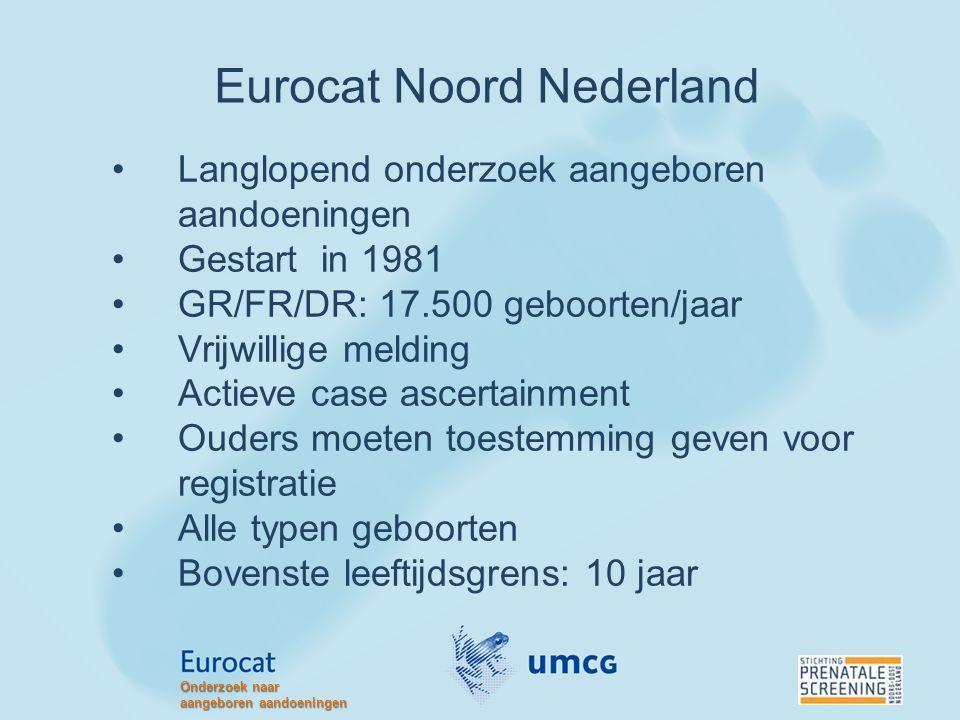 Eurocat Noord Nederland