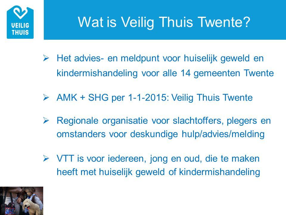 Wat is Veilig Thuis Twente