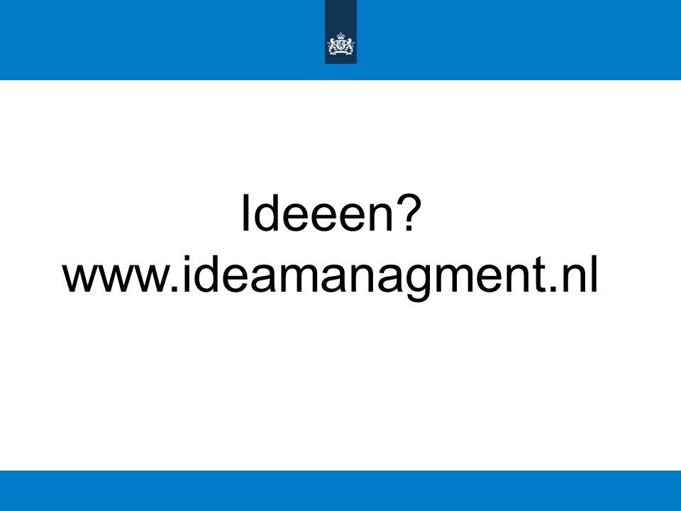 Ideeen www.ideamanagment.nl
