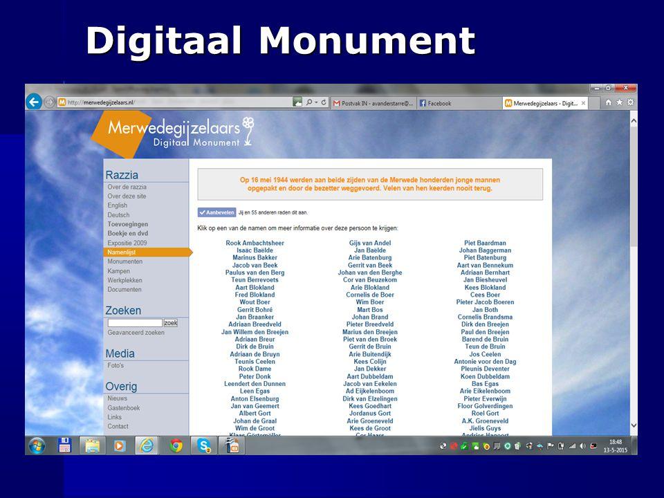 Digitaal Monument 30