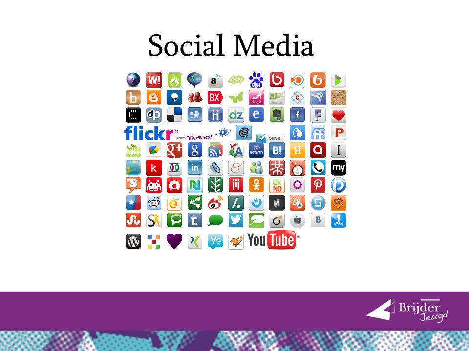 Social Media Profiel sites zijn de manier waarin jongeren met elkaar contact onderhouden en waar zij afspraken maken en een profiel hebben.