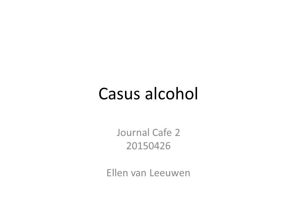 Journal Cafe 2 20150426 Ellen van Leeuwen
