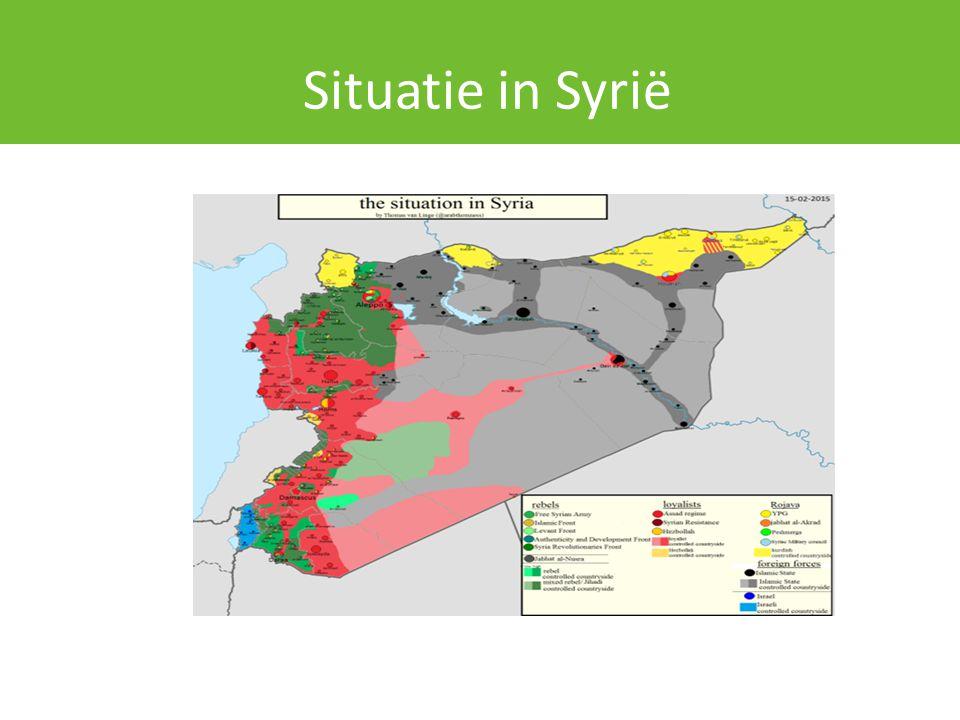 Situatie in Syrië