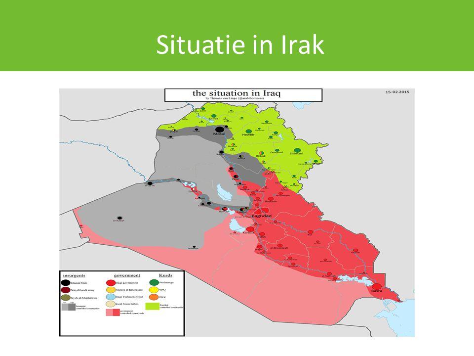 Situatie in Irak