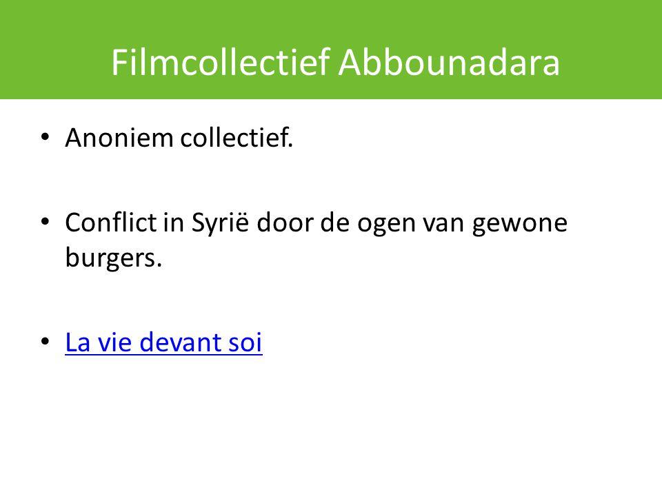 Filmcollectief Abbounadara