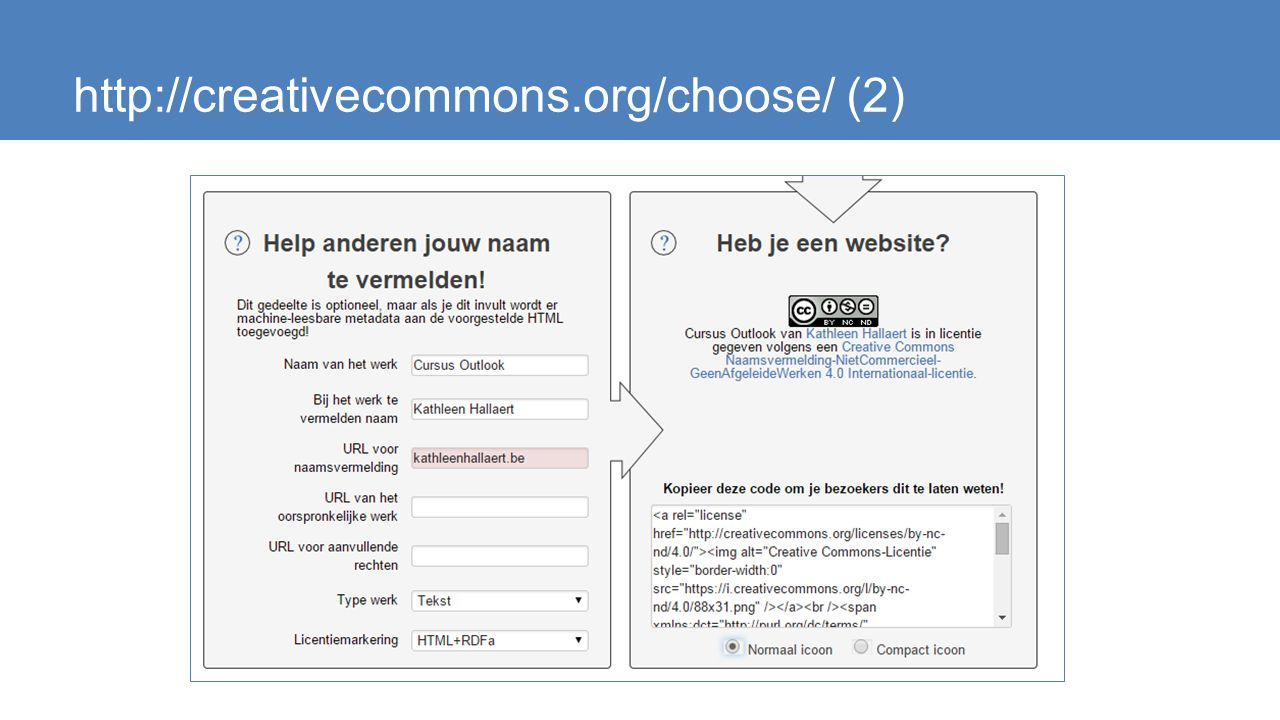 http://creativecommons.org/choose/ (2)