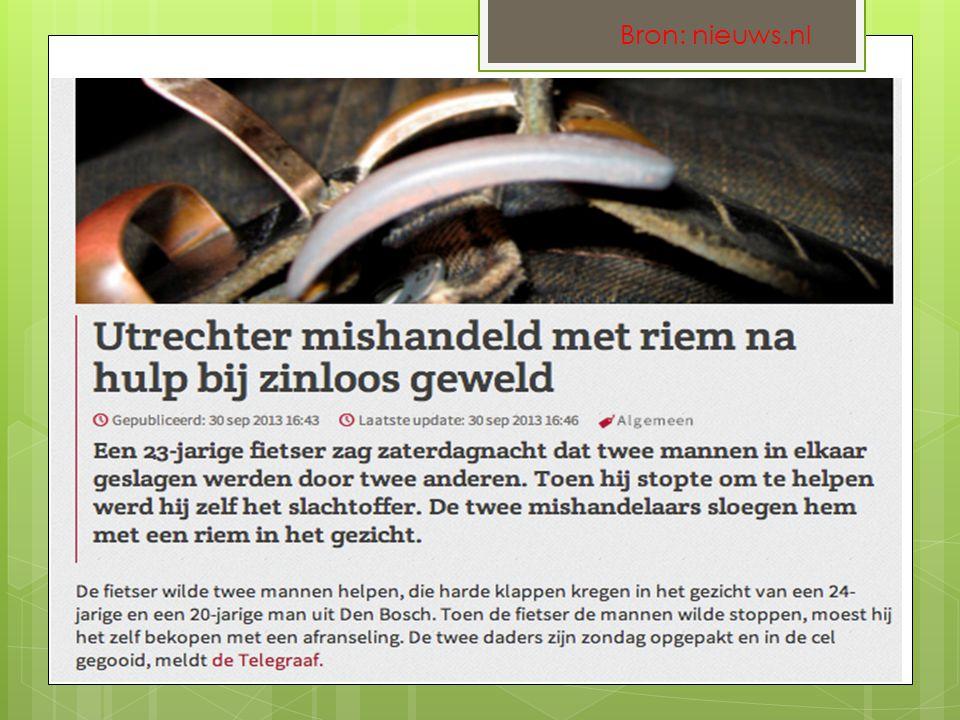 Bron: nieuws.nl