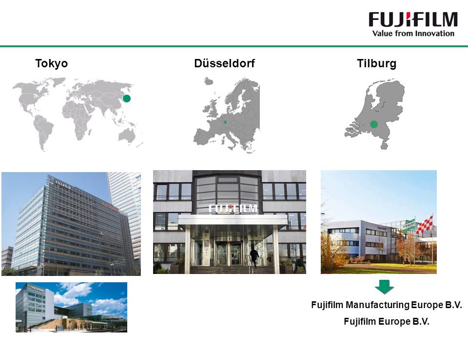 Fujifilm Manufacturing Europe B.V.