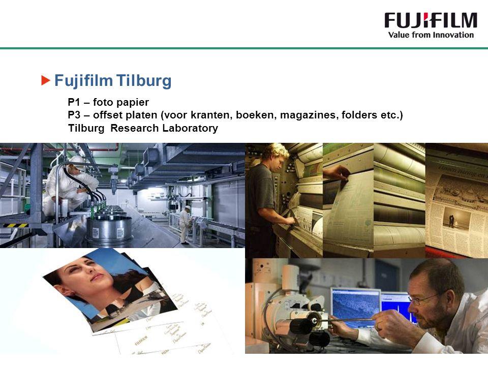 Fujifilm Tilburg P1 – foto papier