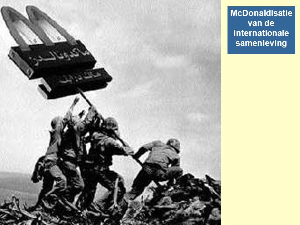 McDonaldisatie van de internationale samenleving
