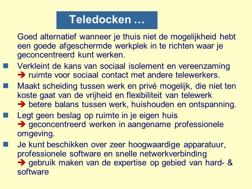 Teledocken …