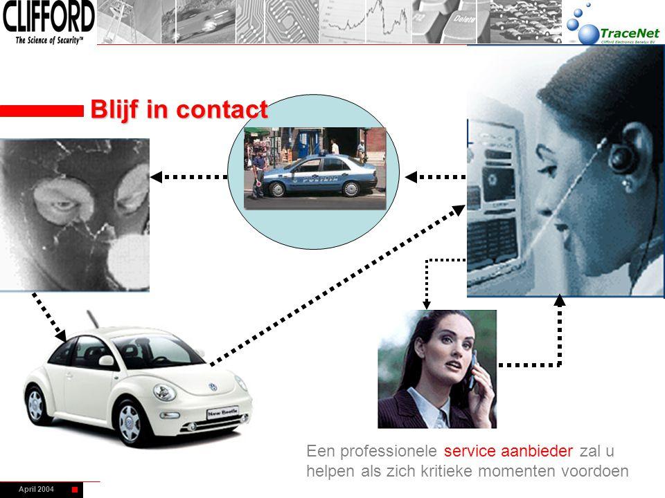 Blijf in contact Sarete assistiti dalla centrale operativa in tutti i casi di eventi critici.