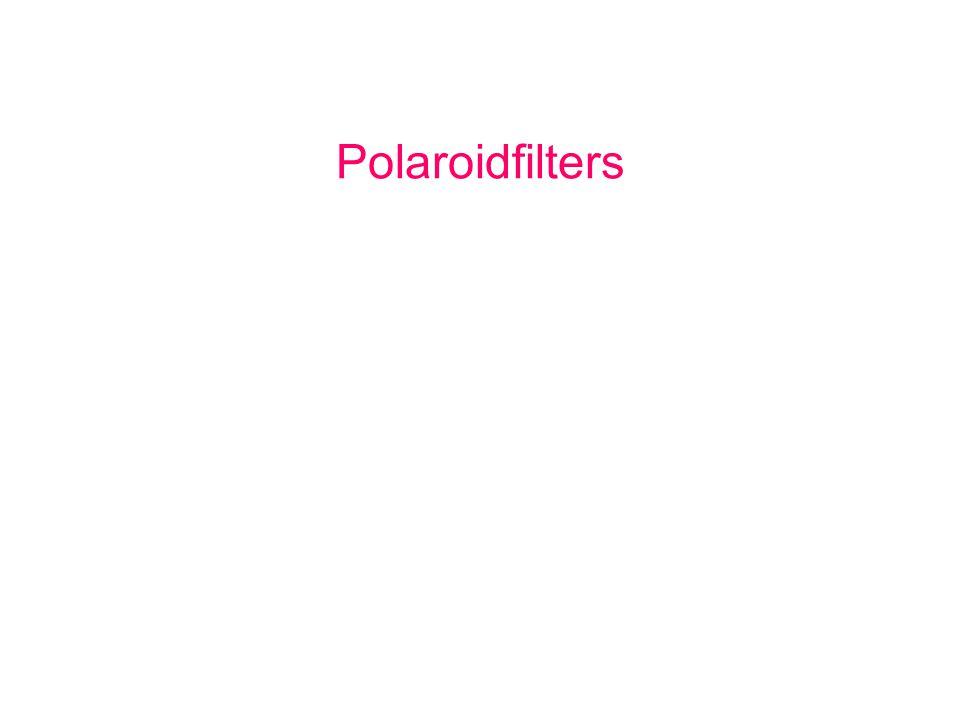 Polaroidfilters
