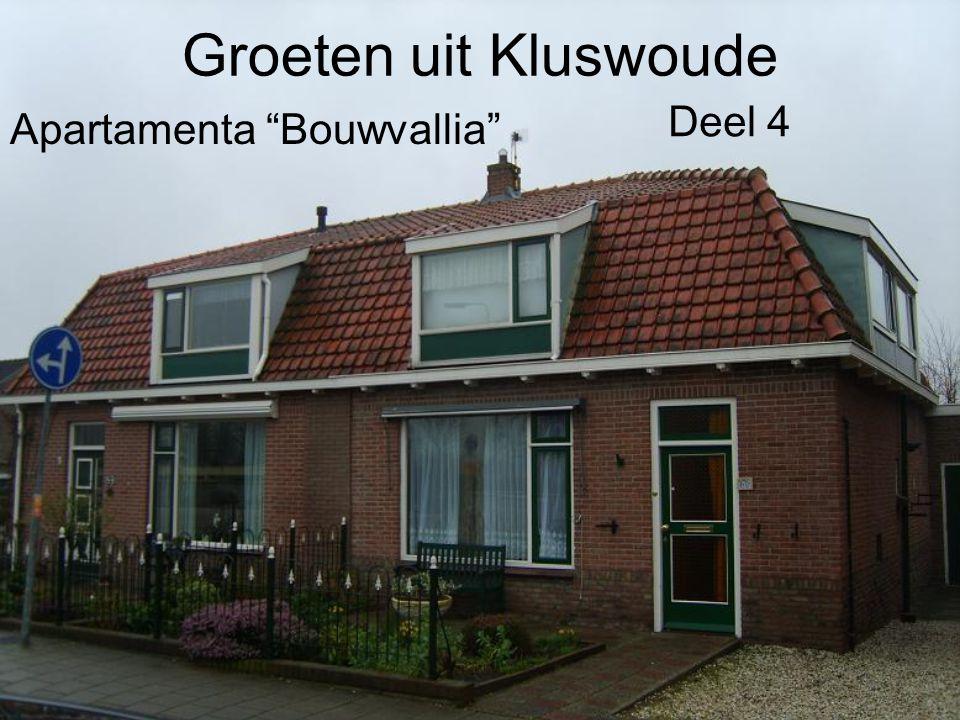 Apartamenta Bouwvallia
