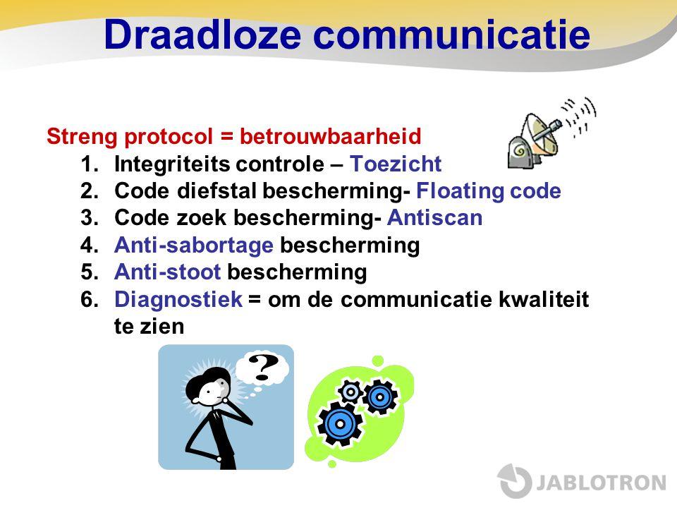 Draadloze communicatie