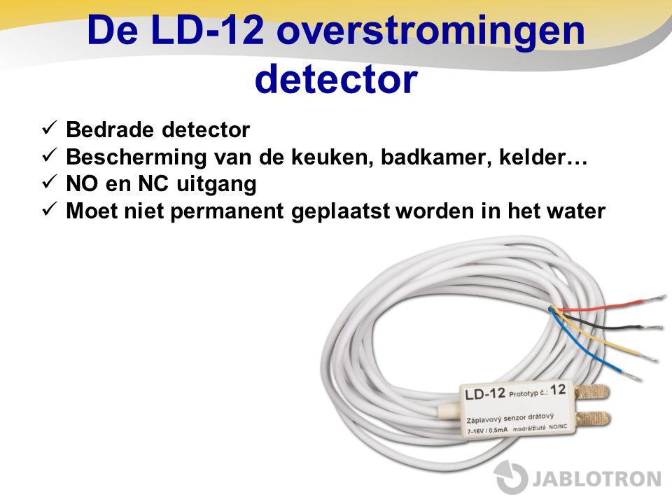 De LD-12 overstromingen detector