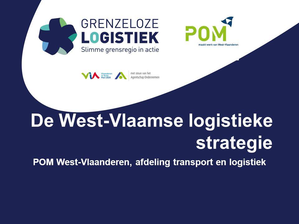 De West-Vlaamse logistieke strategie