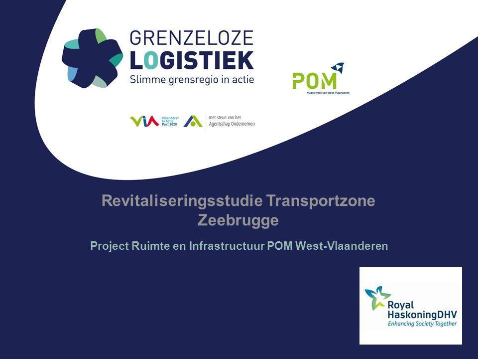 Revitaliseringsstudie Transportzone Zeebrugge