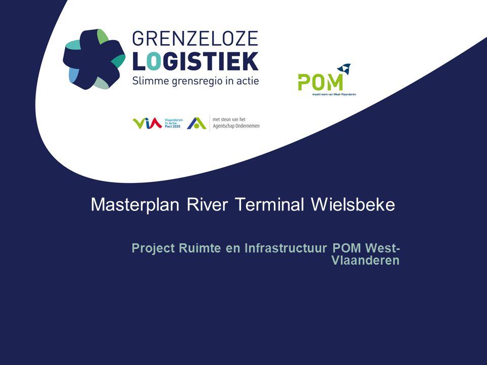 Masterplan River Terminal Wielsbeke