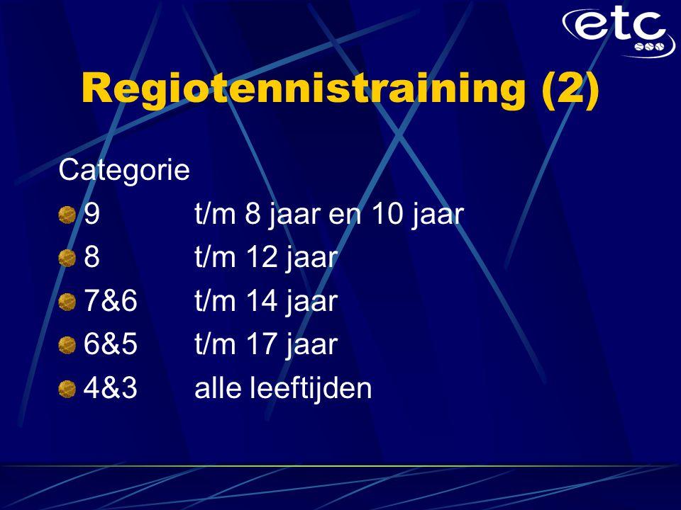 Regiotennistraining (2)