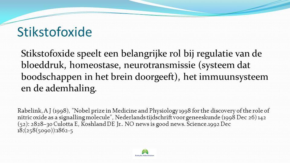 Stikstofoxide