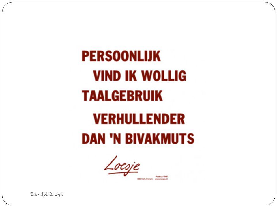 BA - dpb Brugge