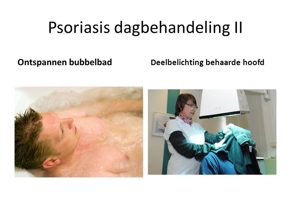 Psoriasis dagbehandeling II