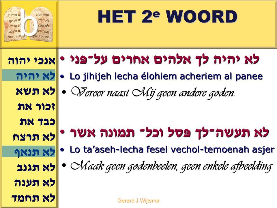 HET 2e WOORD b Gerard J.Wijtsma