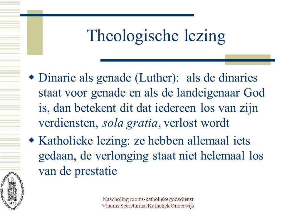 Theologische lezing